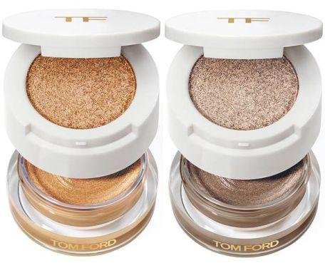Двойные тени для глаз - Tom Ford Cream and Powder Eye Color