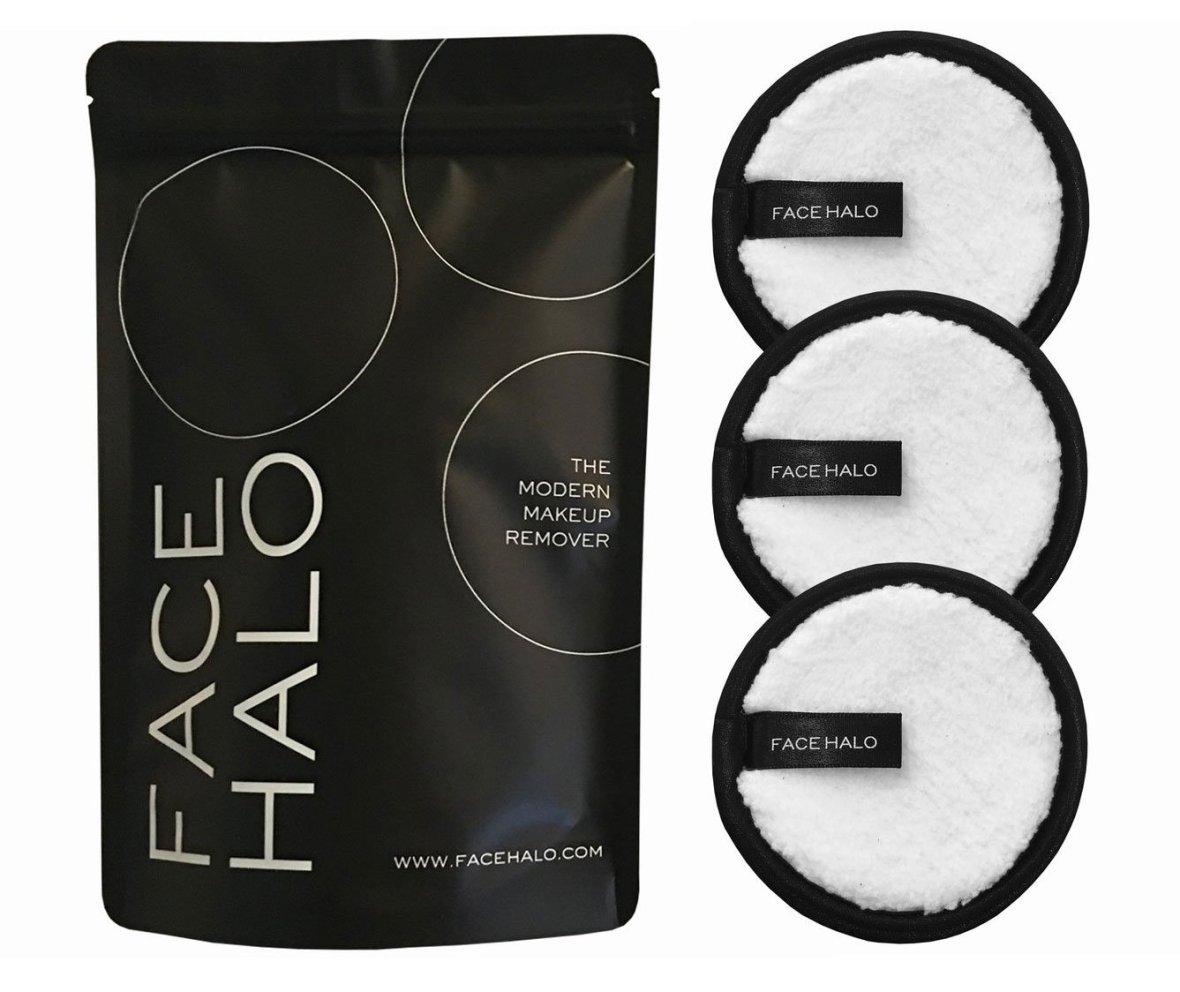 подушечка для очищения кожи Face Halo