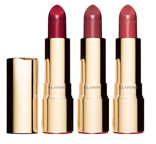 Помада - Clarins Joli Rouge Shine Lip Glaze