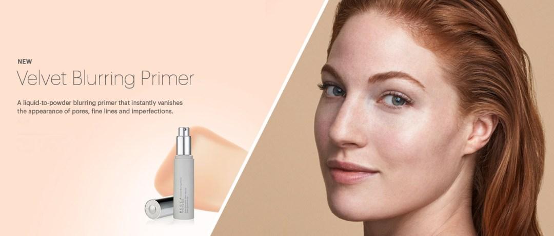 BECCA - Velvet Blurring Primer Perfecting Base праймер разглаживающий кожу бекка