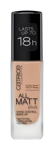 Catrice All Matt Plus - Shine Control Make Up 020