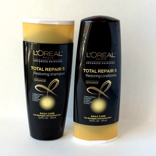L'OReal Total Repair 5 Shampoo & Conditioner