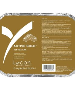 LYCON ACTIVE GOLD WAX