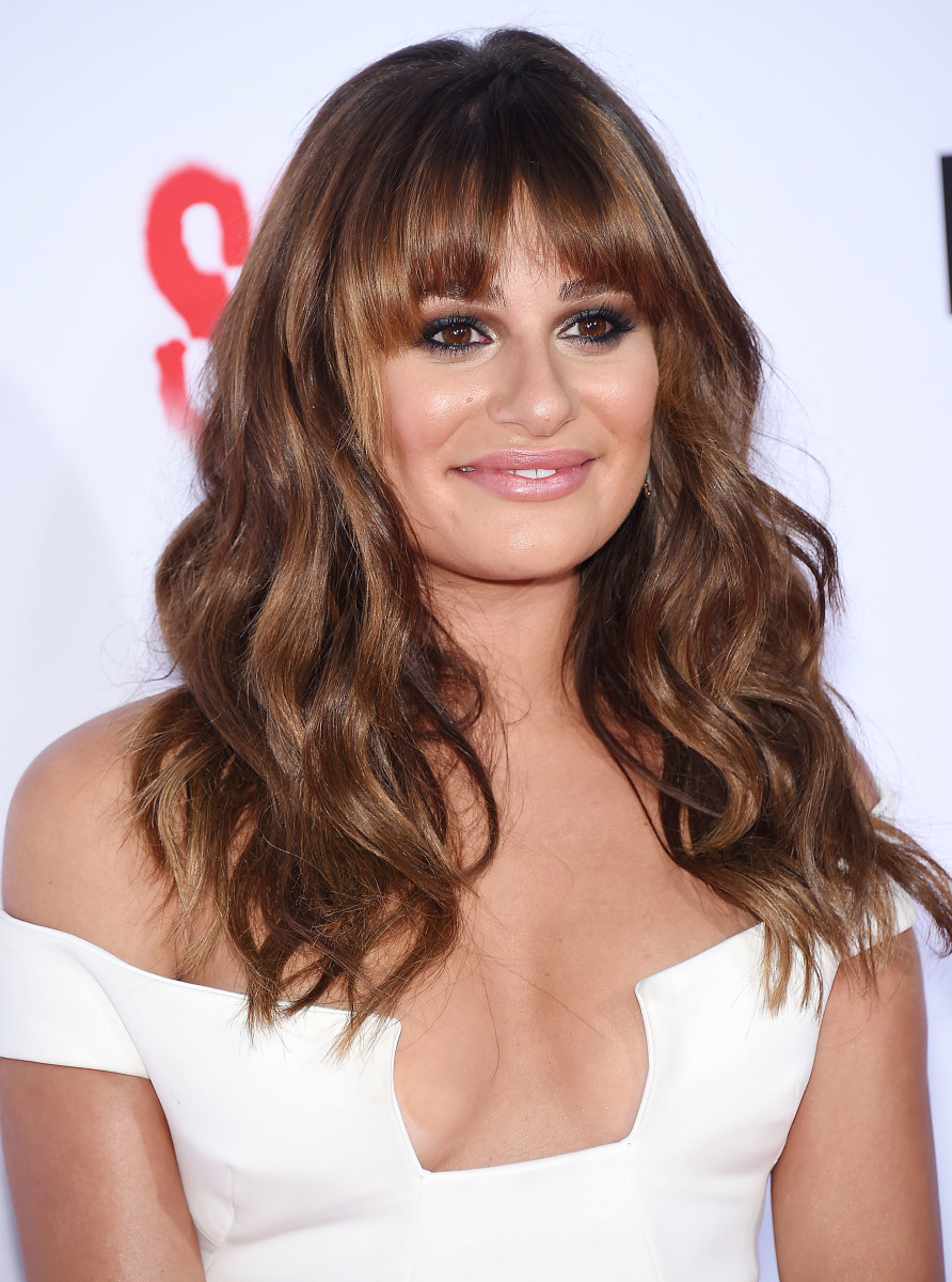 Lea Micheles Hair Has Never Looked Better And Heres Why