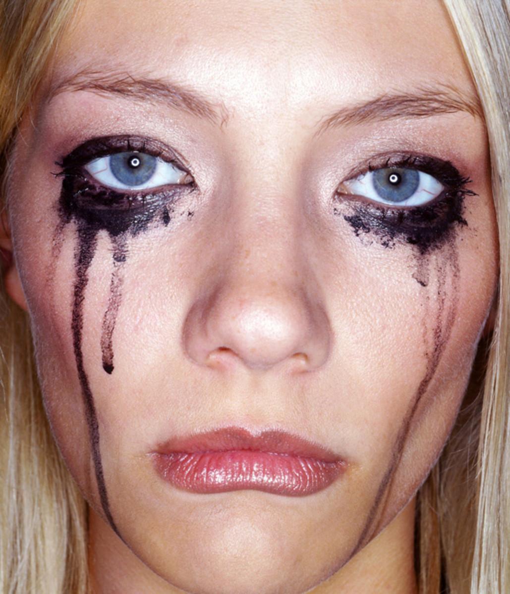 Girl Crying Face Meme