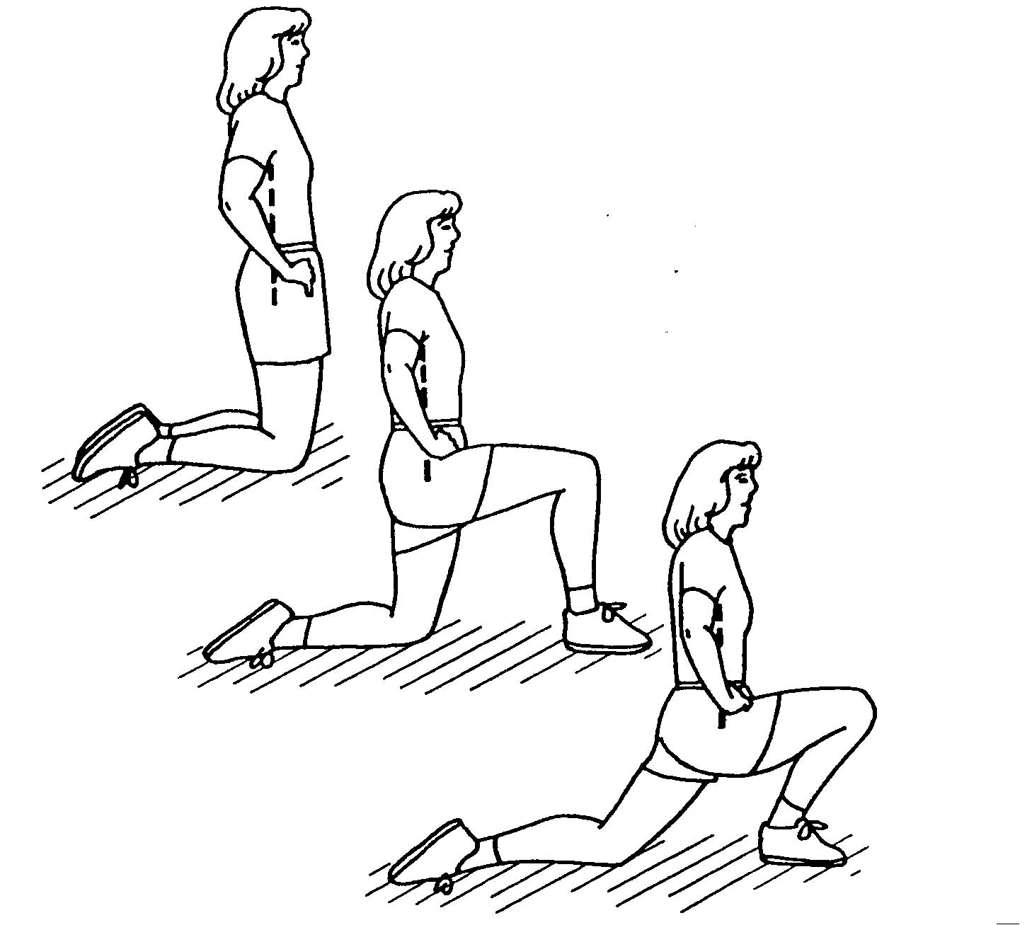 Lower Back Exercise The Utic