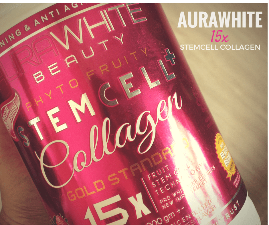 Aurawhite 15x Stemcell Review