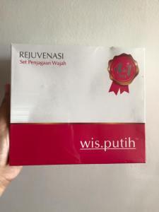 Aurawhite 15x Stemcell & Wisputih Review