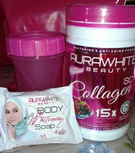 What you should know about Aurawhite 15X Collagen?