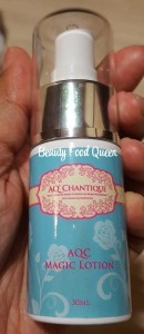 AQ Chantique Magic Lotion Toner