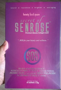 Secret of Senrose Collagen