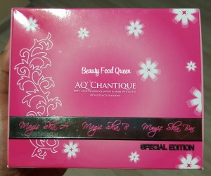 AQ Chantique Magic Skin Skincare