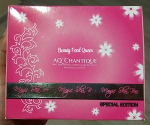 AQ Chantique Magic Skin Skincare