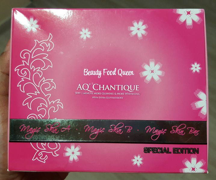 AQ Chantique Limited Edition