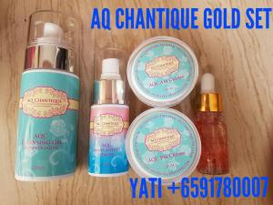 Aq Chantique Skincare latest update!