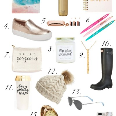 20 Holiday Gift Ideas For Her
