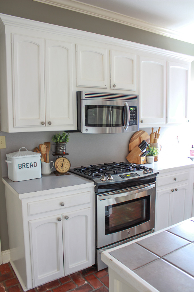 Faux Subway Tile Backsplash Beauty For Ashes