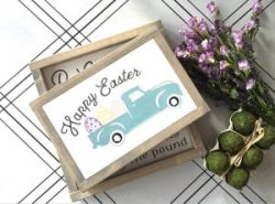 Sharing 30 Easter decor finds for those on a budget. A great selection of spring and Easter decor items for under $30 and perfect for any decor style.