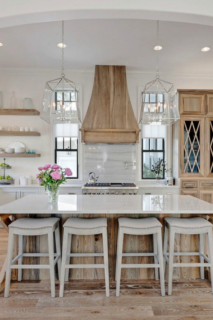 Image of: 7 Elements Of The Best Farmhouse Kitchens Beauty For Ashes