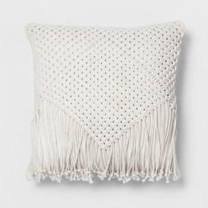 opalhouse fringe pillow