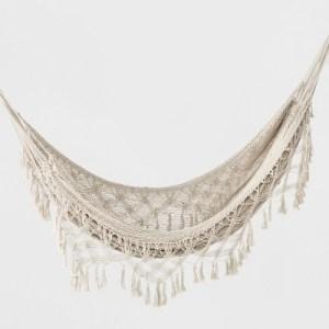 Opalhouse macrame hammock