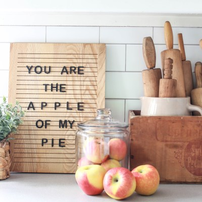 Summer to Fall Decor Transition in 5 Easy Steps
