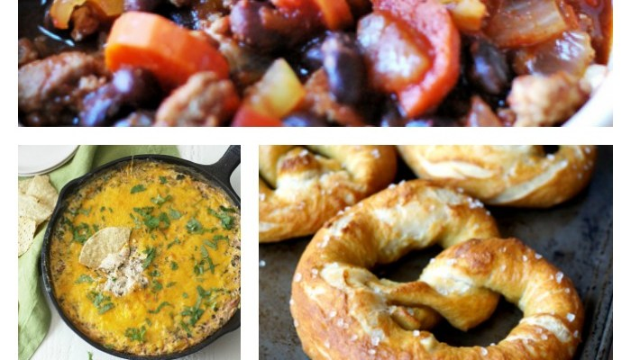 18 Delicious Super Bowl Party Recipes Sure to Please Every Fan in your Life