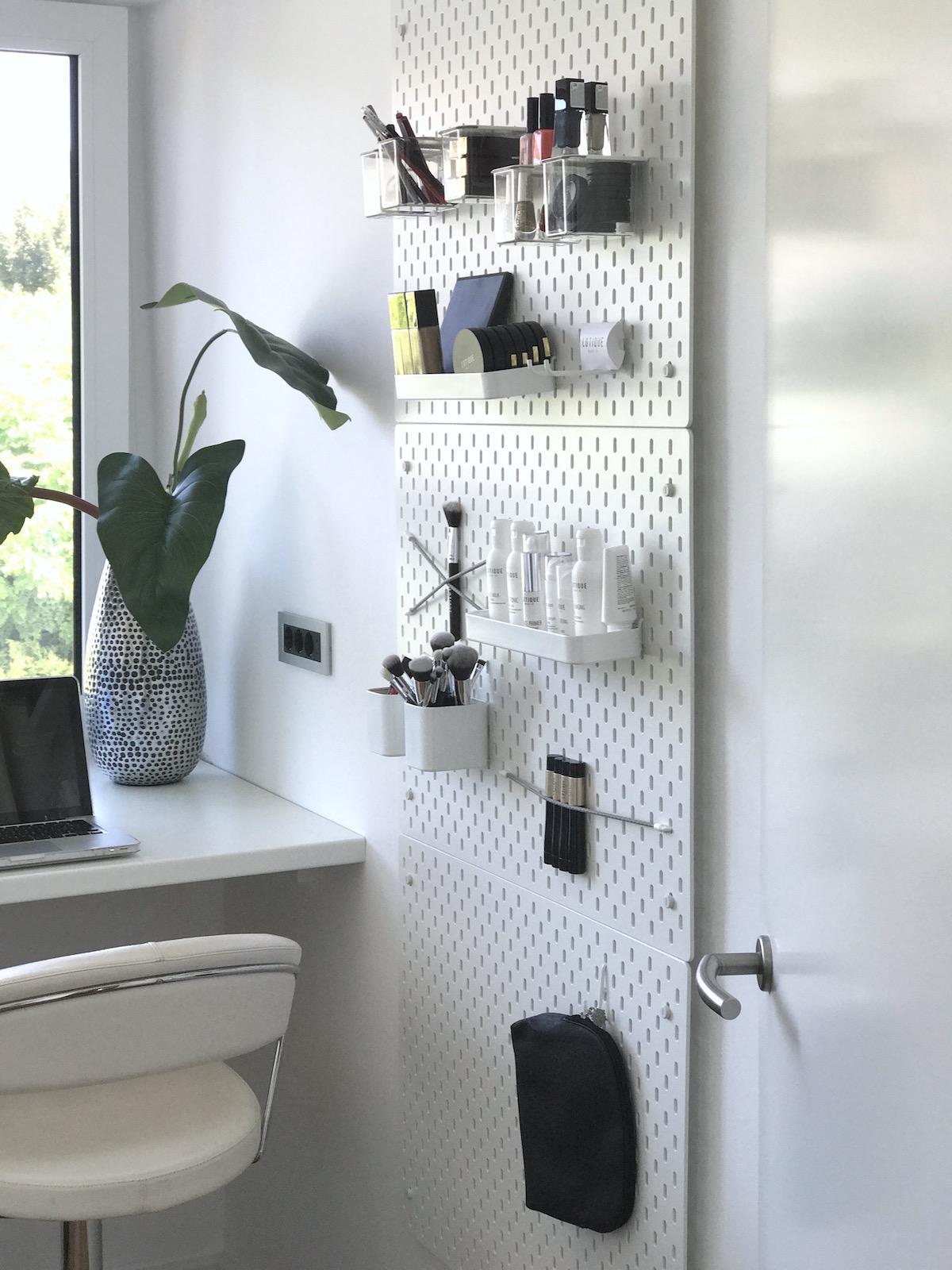 IKEA Skadis Pegboard Ideas Amp Inspiration Apartment Therapy