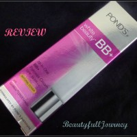 REVIEW, SWATCHES: Ponds White Beauty BB cream.