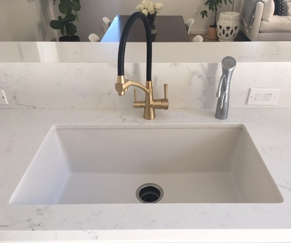 elkay quartz classic sink crack