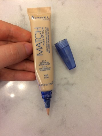 Match Perfection Concealer 'Ivory'