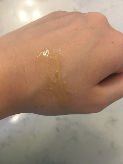 Swatch of Arbonne