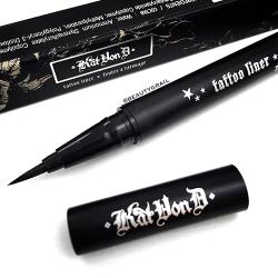 Image result for kat von d tattoo liner