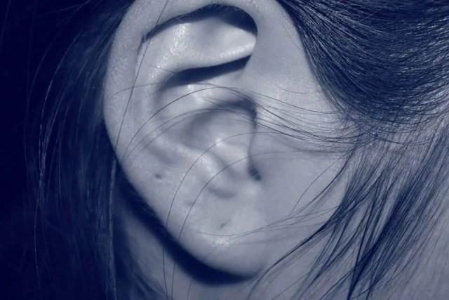 closed ear piercing