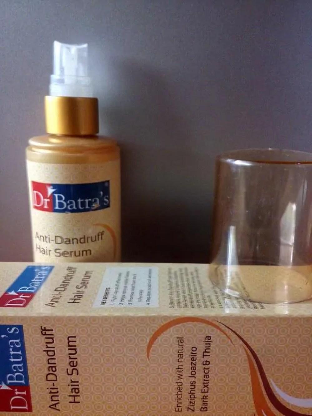 Dr. Batra's hair serum