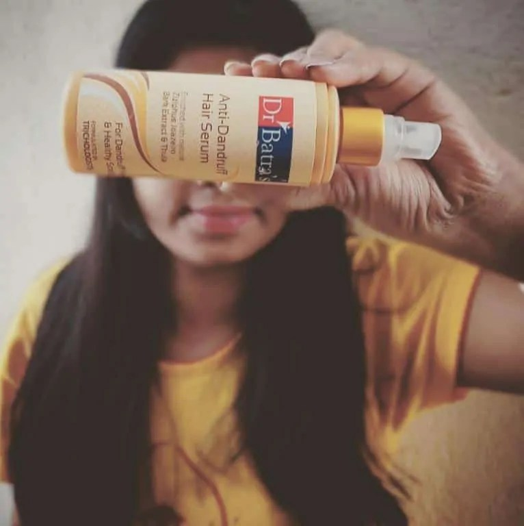 Dr. Batra's hair serum review