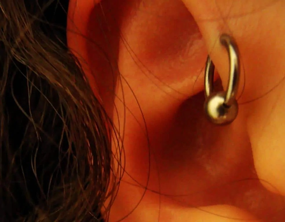 How To Treat An Infected Cartilage Piercing Beautyhacks4all