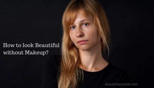 beautiful without makeup