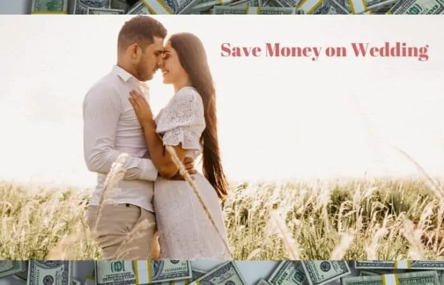 Save extra Money on Wedding