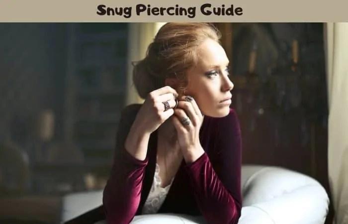 Snug Piercing Guide