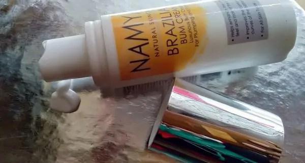 Namyaa Brazilian Bum Cream
