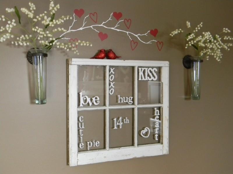 14 Romantic DIY Home Decor Project For Valentine's Day
