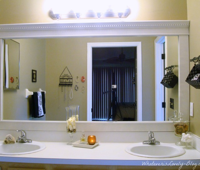 Bathroom Tricks The Right Mirror For Your Bathroom May Do Wonders Beautyharmonylife