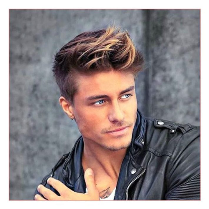 hairstyles for indian men according to face shape