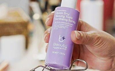 Quick Dry Beauty Tools Sanitising Spray