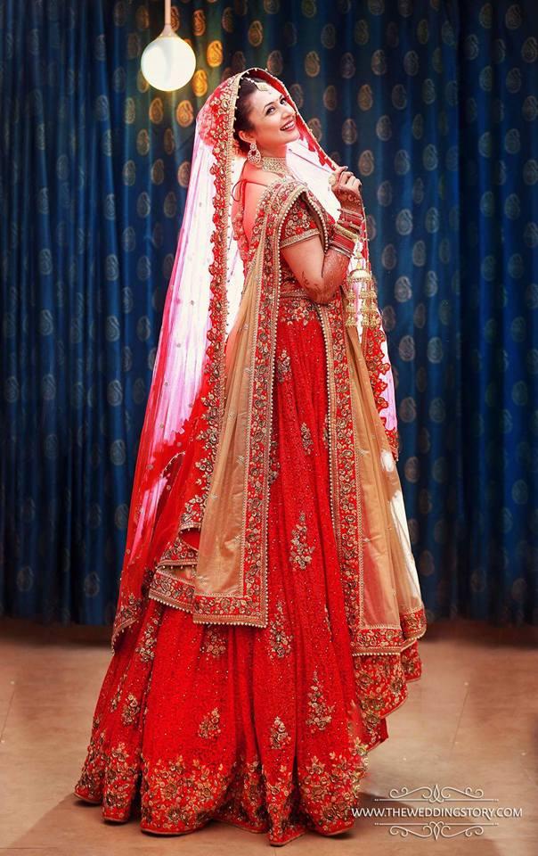 Photos Divyanka Tripathi Amp Vivek Dahiya Wedding