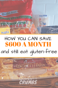Learn how to slash your grocery and household budget while still eating gluten free and healthy!