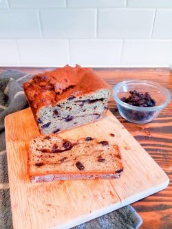 An easy and delicious recipe for fluffy and soft gluten-free, dairy-free cinnamon-raisin bread