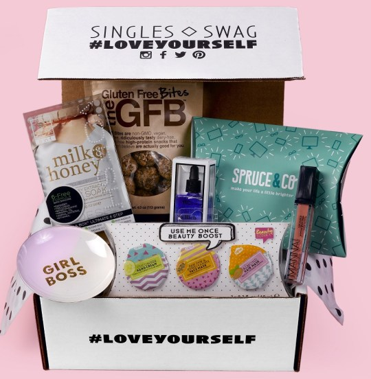 SinglesSwag - best subscription boxes - beauty box subscriptions - mom subscription box - subscription boxes for moms - unboxing subscription box review | beautyisgf123.com