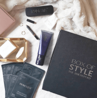 Box Of Style - Review - Zoe Report subscription box - beauty box subscriptions - mom subscription box - subscription boxes for moms - unboxing subscription box review | beautyisgf123.com
